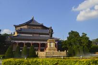 著名的广州孙中山纪念堂