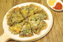 海蛎煎蛋饼
