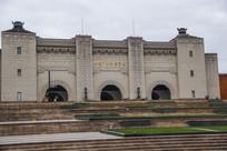 江湾体育场建筑