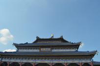 广州孙中山纪念堂建筑屋檐