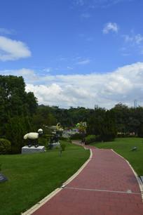 广州云台花园谊园风景