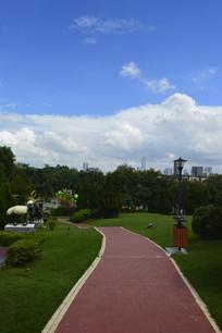 广州云台花园谊园景观