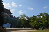 广州中山纪念堂风景