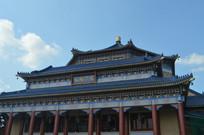 纪念建筑广州中山纪念堂