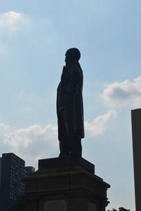 孙中山纪念雕像