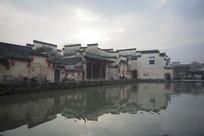 宏村徽派建筑