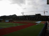 建设中的校园