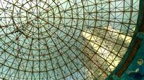 楼顶玻璃结构