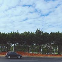 美丽的白云