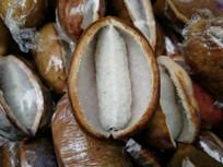 八月瓜内部果肉