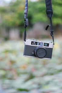 文艺的胶片相机