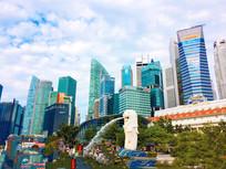 新加坡石狮建筑