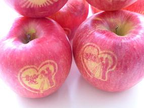 心心相印红苹果