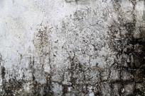 自然熏黑的白色墙背景
