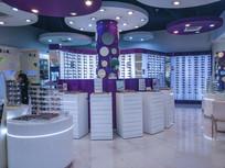 紫色眼睛展厅