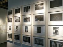 照片艺术展示墙