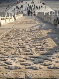 北京故宫浮雕
