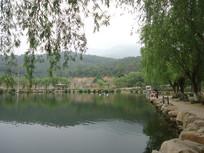 连云港景区的青山绿水