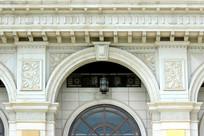 欧式风格拱门