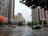 清镇高楼群