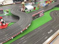 儿童跑车赛道