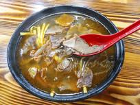 老北京牛肉汤