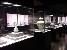 首都博物馆的陶瓷古董