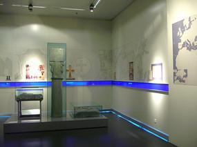 首都博物馆室内展厅