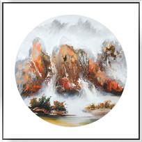 新中式禅意装饰画