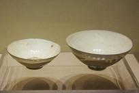 西夏文物白瓷碗