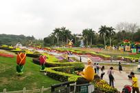 广州云台花园花卉展览
