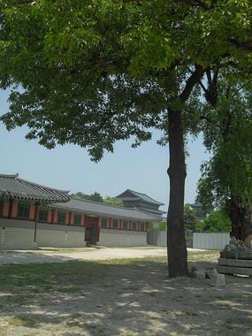 韩国古建筑