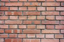 红色砖墙底纹素材