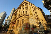 江汉路的历史建筑