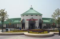 上海迪士尼购物商店全景