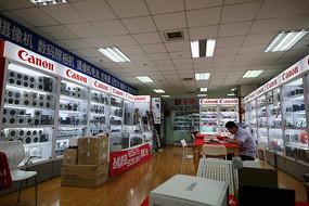 数码相机卖场