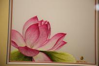 越南刺绣荷花