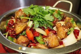 巴蜀香锅鸡