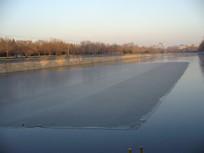 北京故宫护城河