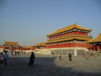 北京故宫建筑
