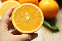 冰糖橙高清图