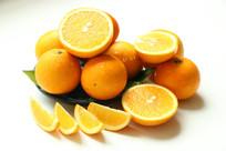 冰糖橙棚拍