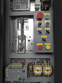电梯内部按钮
