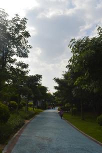 广州市儿童公园林荫路