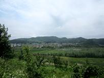 贵州乡村田园风光