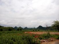 清镇红枫湖畔蔬菜种植基地