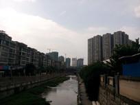 清镇市东门河风光