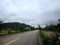 清镇乡村公路