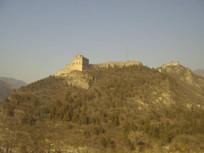 山顶的长城