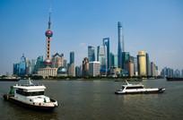 上海外滩风光